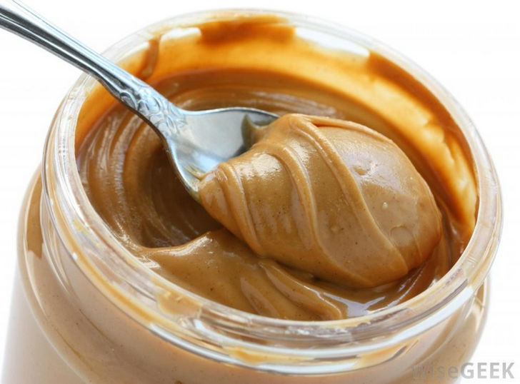 12 Incredible Uses for Peanut Butter - Use peanut butter to help remove sticker residue.