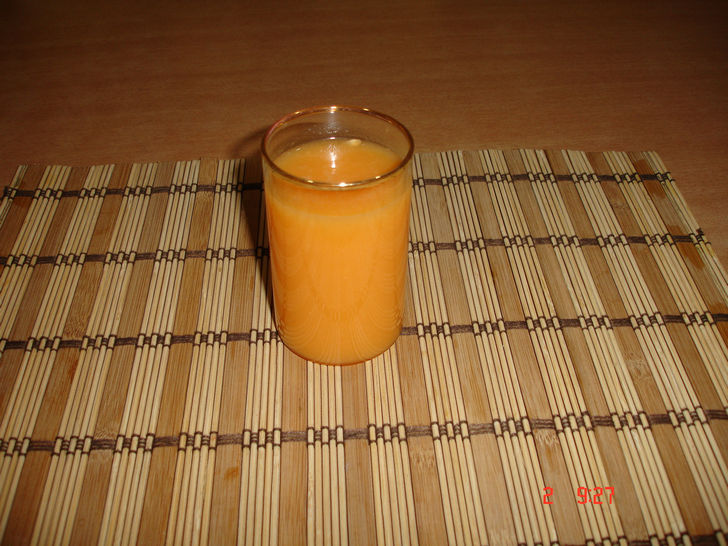 Smoothie Recipes - Muskmelon Smoothie.