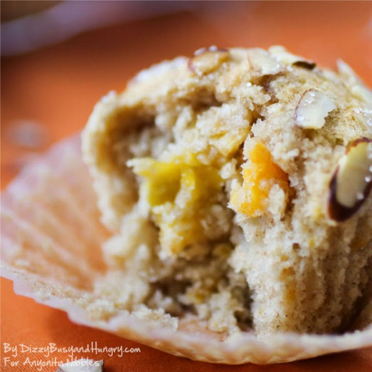 11 Moist and Delicious Muffin Recipes - Mango Muffins Recipe.
