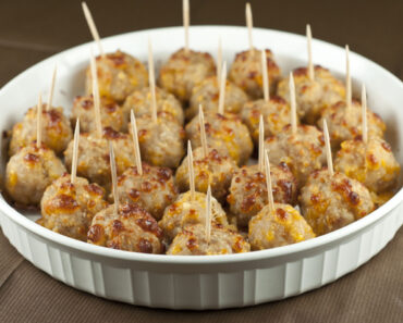 10+ Best Sausage Cheese Ball Recipes
